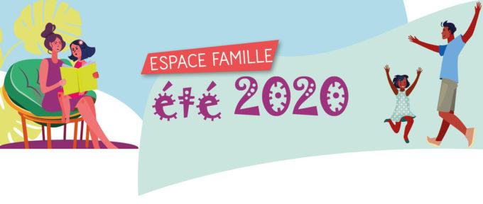Un été riche en activités et bons plans avec l'Espace Famille