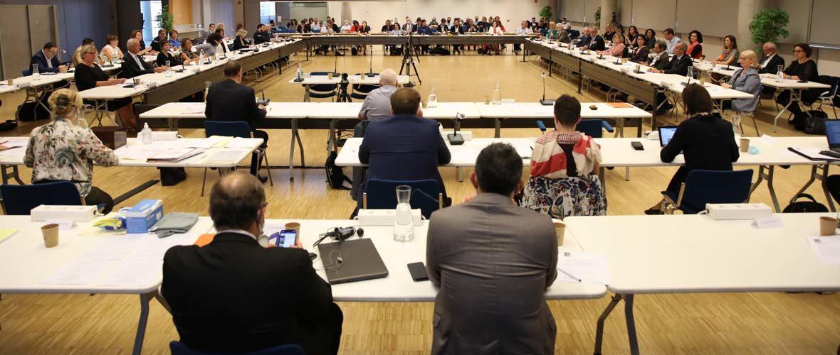 Quelles délégations pour les 20 adjoints au maire de Mulhouse? | M+ Mulhouse