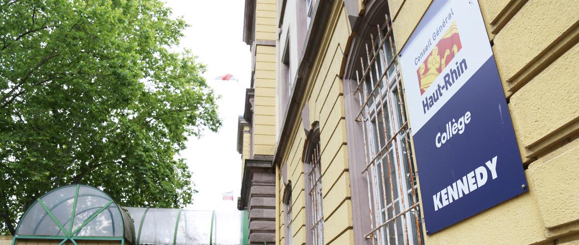 Collège: la rentrée du Kennedy se fera au Claudel | M+ Mulhouse
