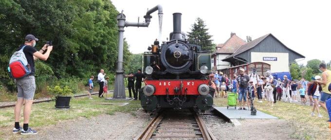 [VIDEO] Un billet combiné pour la Cité du train et le Train Thur Doller