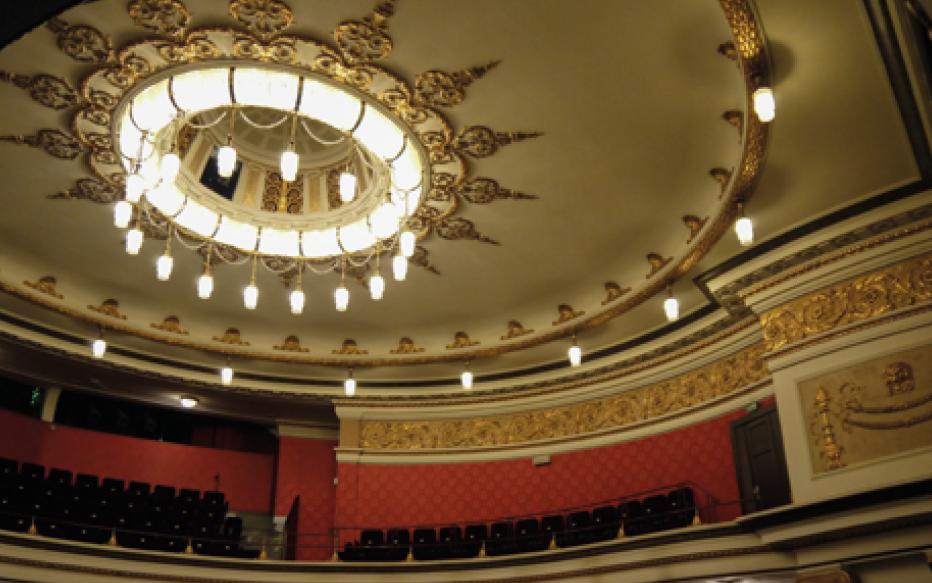 Journées Européennes du Patrimoine au Théâtre de la sinne