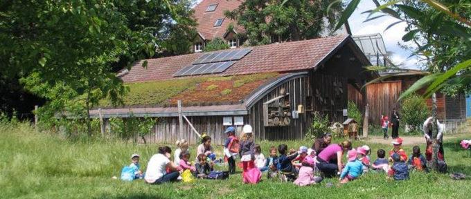Le Moulin Nature invite les jeunes Mulhousiens au grand air