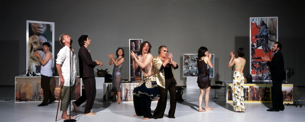 LA CHAMBRE D'ISABELLA - Jan Lauwers & Needcompany