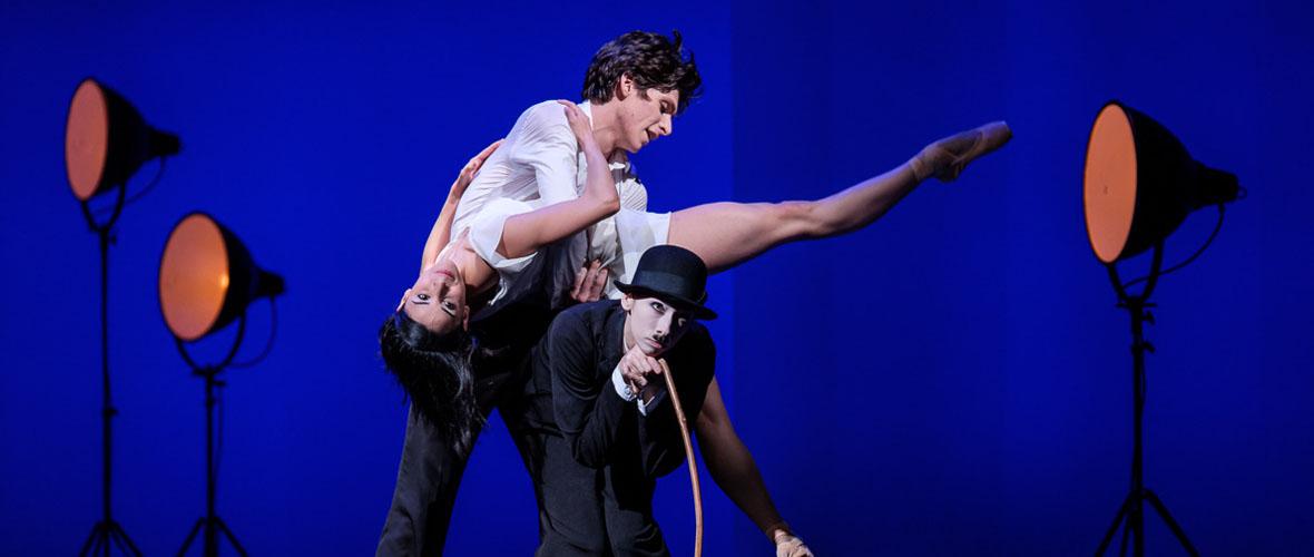 Chaplin par le Ballet de l'Opéra national du Rhin