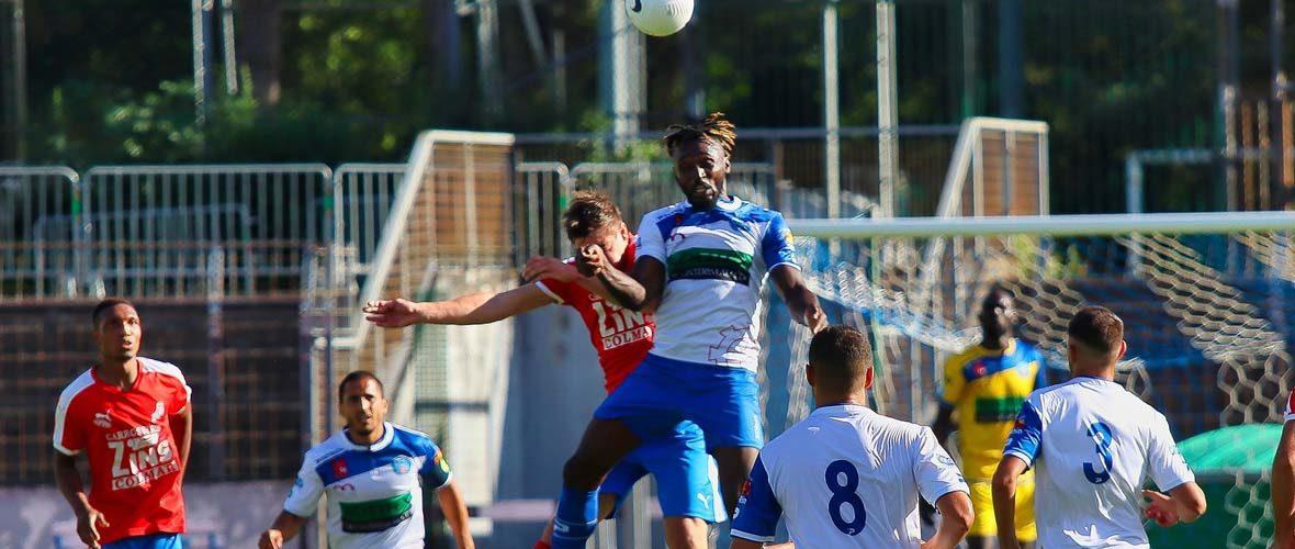 Football: le FC Mulhouse compte rebondir   M+ Mulhouse