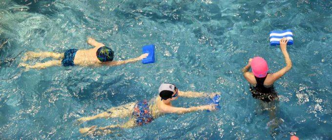 Activités aquatiques et leçons de natation : les inscriptions démarrent