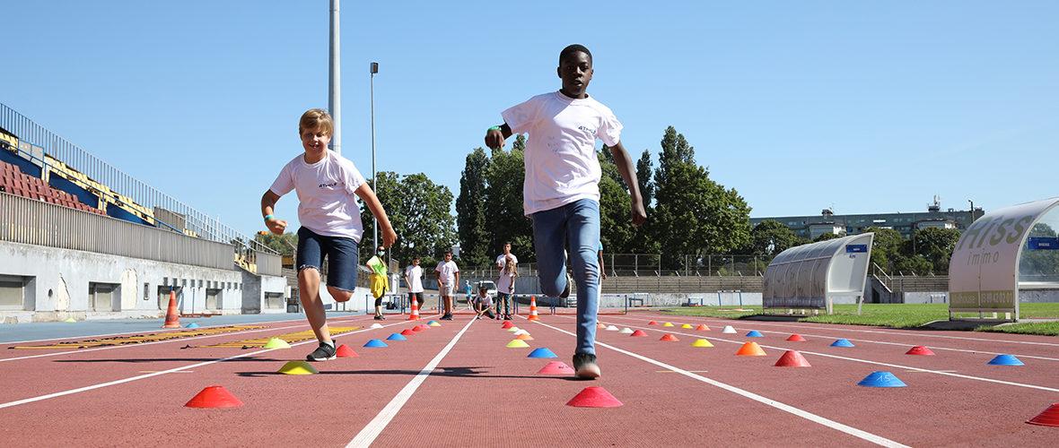 Urban athlé: «A la base, je n'aime pas courir, mais là…» | M+ Mulhouse
