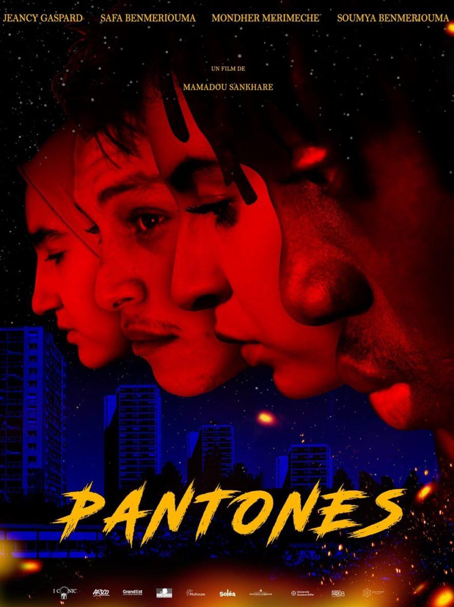Projection du film Pantones