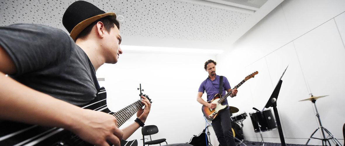 Le Conservatoire remet le son | M+ Mulhouse