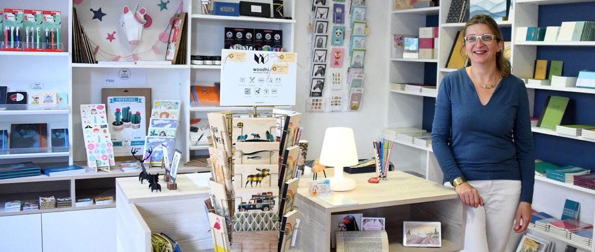 Commerce : La Passerelle des mots, l'écriture comme moteur | M+ Mulhouse