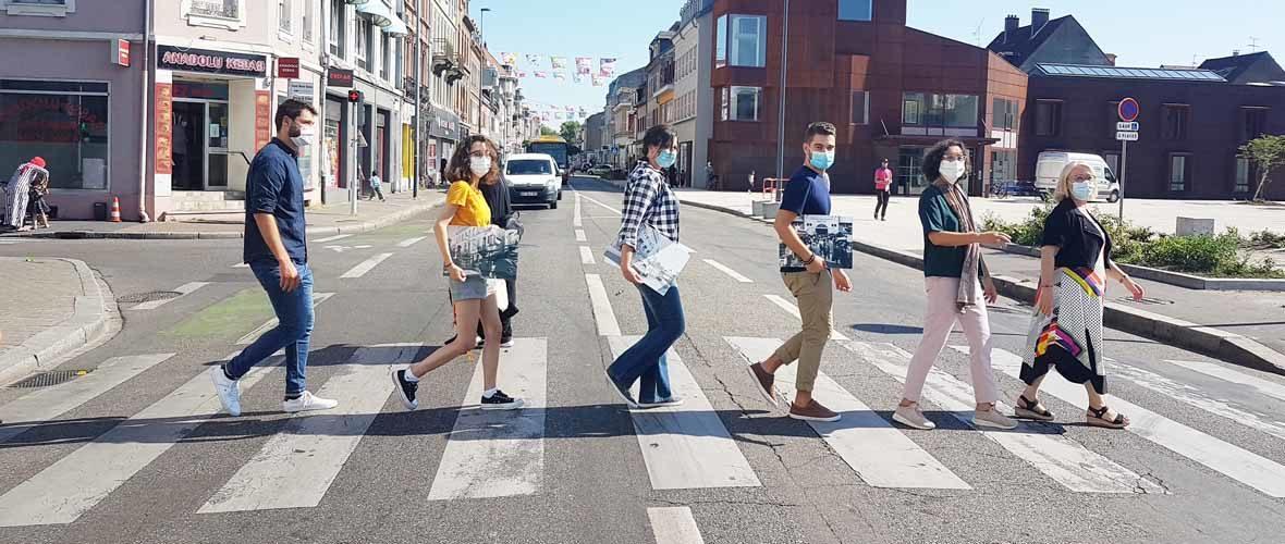 L'avenue Aristide Briand 100% piétonne et 100% animée, ce dimanche!  | M+ Mulhouse