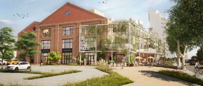 «La Fabrique»: nouveau haut lieu de vie de la rue de Bâle, en 2022