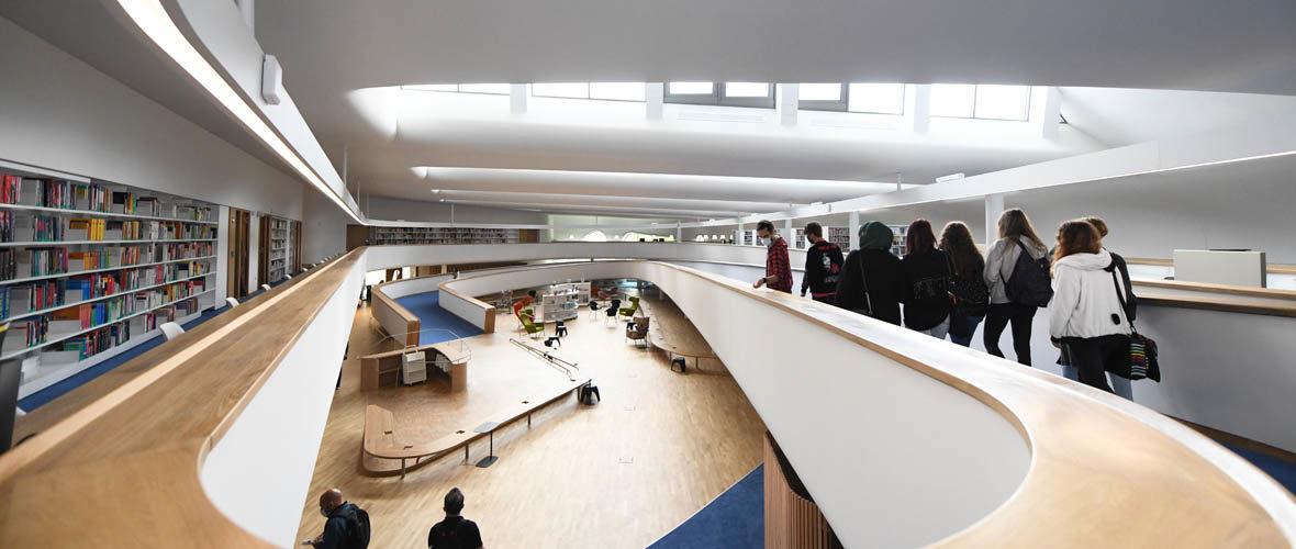 Bienvenue au Learning centerde l'UHA ! | M+ Mulhouse