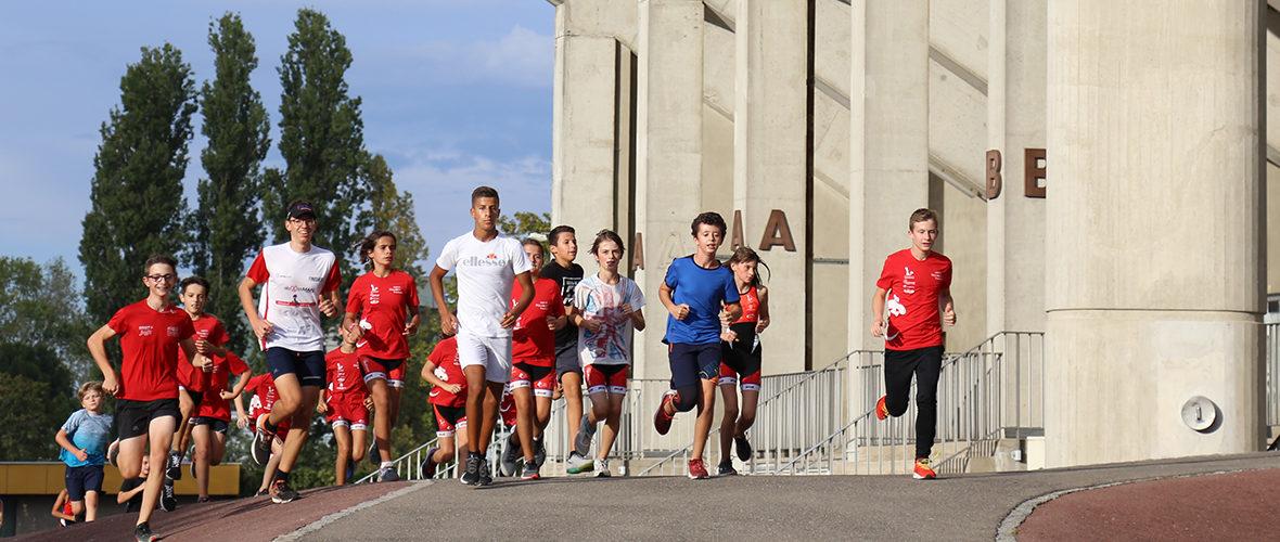 ASPTT: le triathlon dès 6 ans | M+ Mulhouse