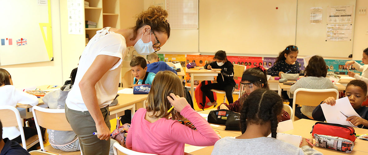 Rentrée scolaire: «Nous voulons le meilleur pour nos petits Mulhousiens!» | M+ Mulhouse