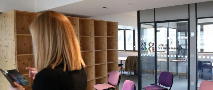 Un nouveau lieu totem pour répondre aux besoins des entrepreneurs