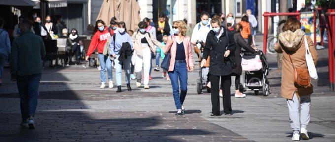 Port du masque obligatoire au centre-ville  : prolongation jusqu'au 31 octobre