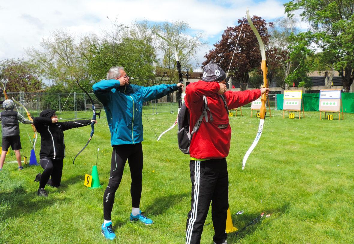Run Archery Alsace 2020