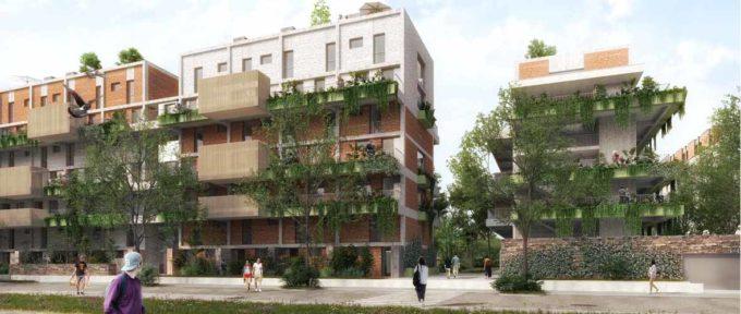 Immobilier: le programme Greenlofts s'invite à la Fonderie