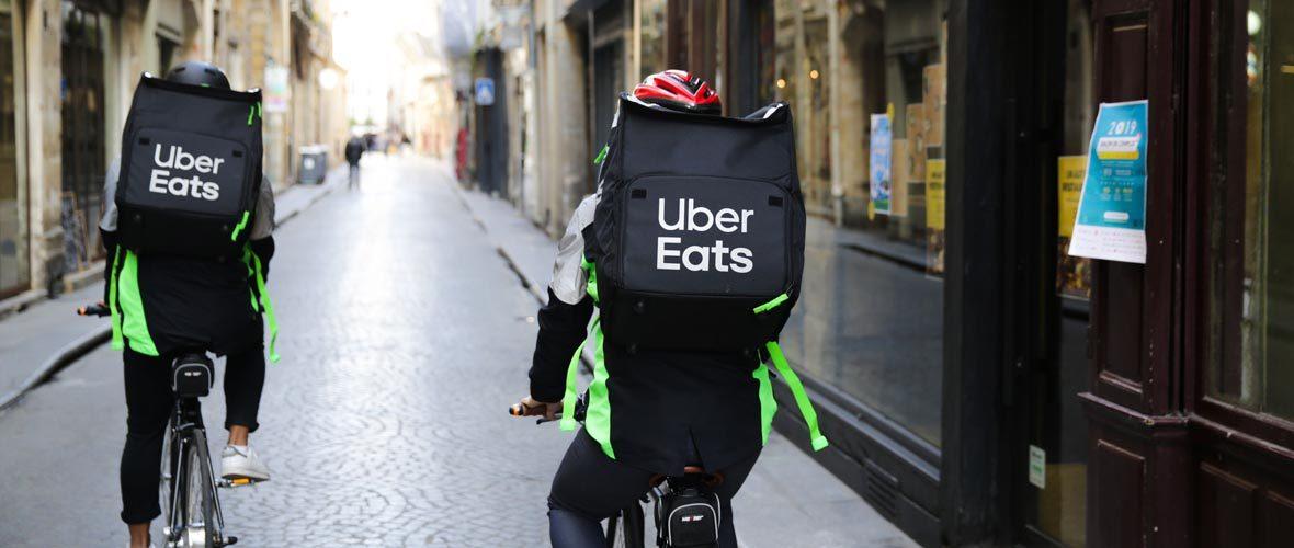 Deux bougies pour l'appli de livraison de repas à domicile Uber Eats à Mulhouse | M+ Mulhouse