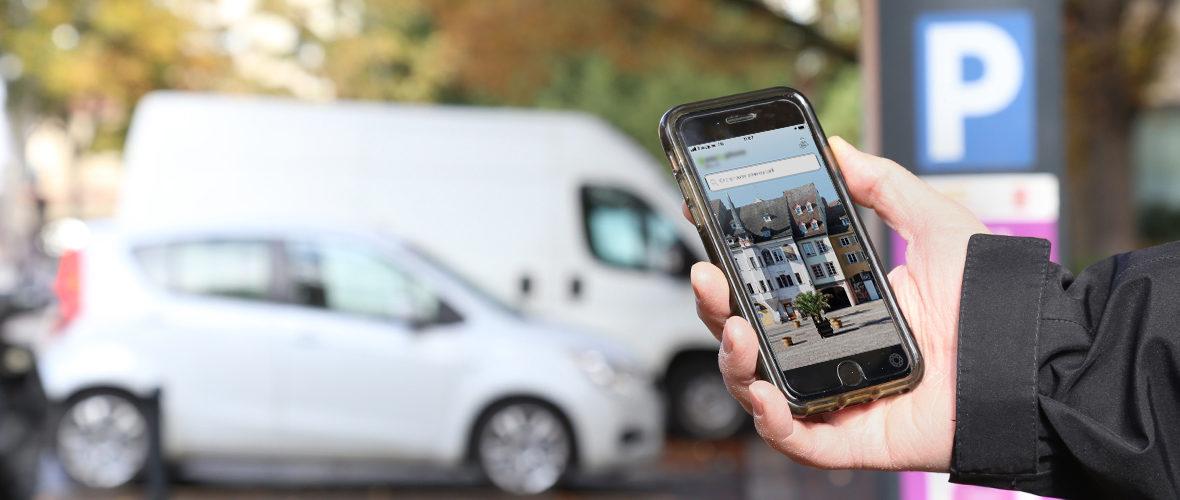 Le service de stationnement par mobile évolue à Mulhouse | M+ Mulhouse