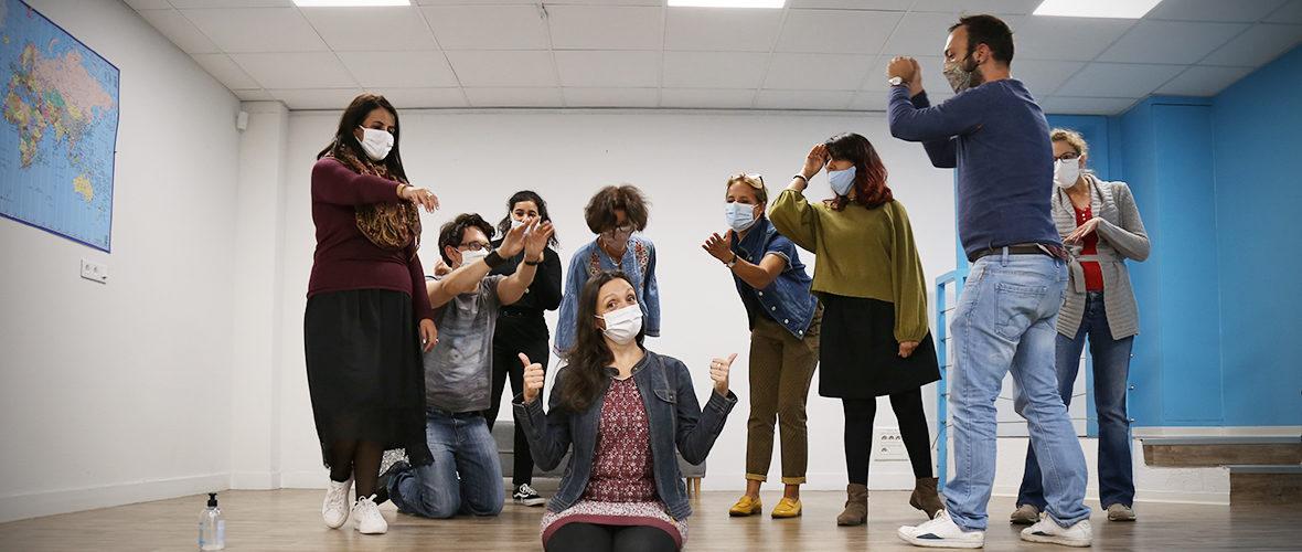 Tadam impro, une école pour apprendre à improviser | M+ Mulhouse