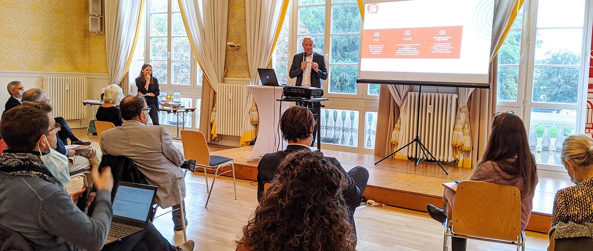 Un concours d'éloquence pour rapprocher les collégiens des industriels   M+ Mulhouse