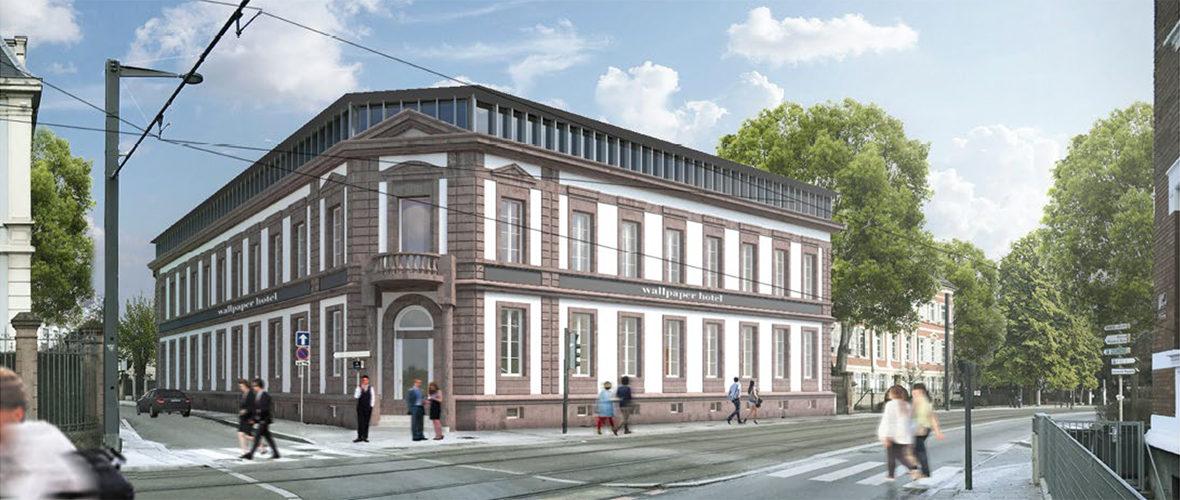 Un hôtel 4 étoiles, avenue Kennedy! | M+ Mulhouse
