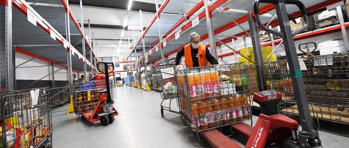 Banque alimentaire : une collecte différente mais plus nécessaire que jamais | M+ Mulhouse