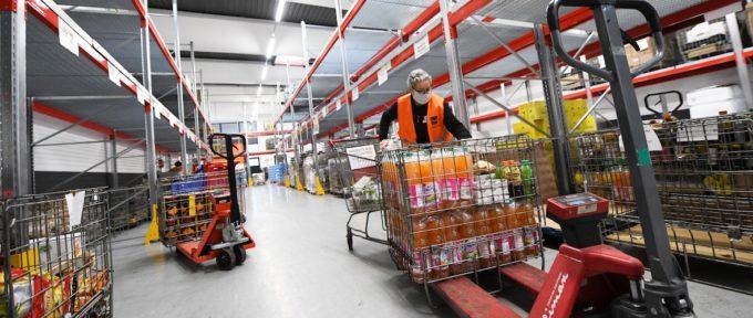 Banque alimentaire : une collecte différente mais plus nécessaire que jamais