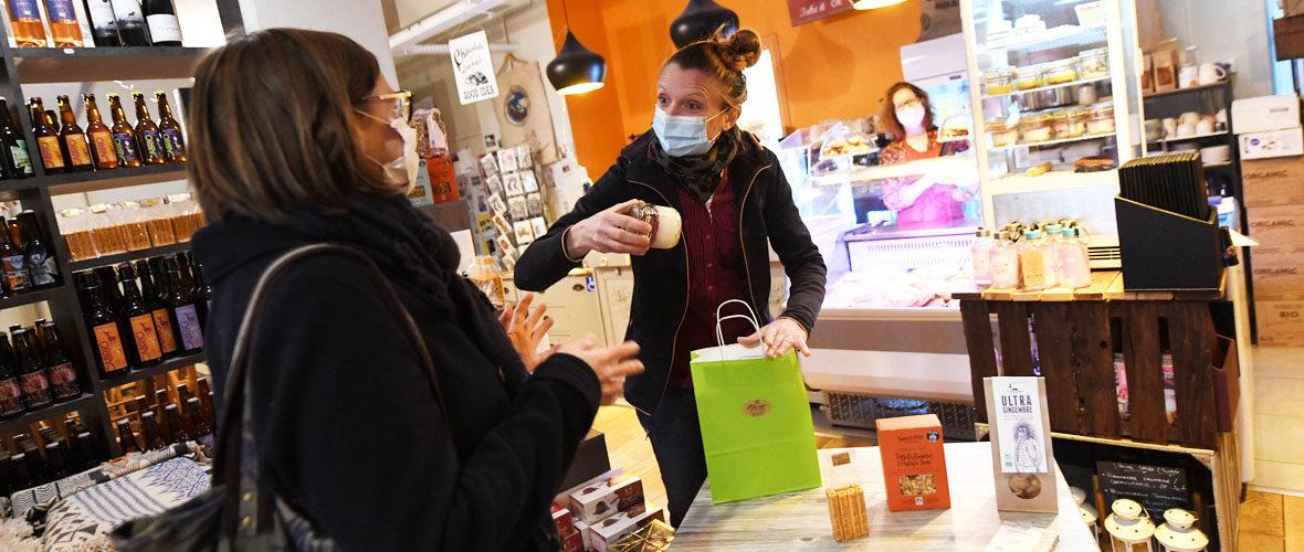 Commerces ouverts : deux cartes pour y voir plus clair | M+ Mulhouse
