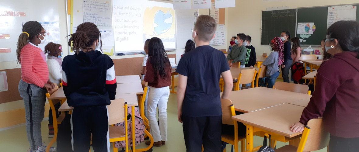Ecoles: une rentrée en hommage à Samuel Paty | M+ Mulhouse