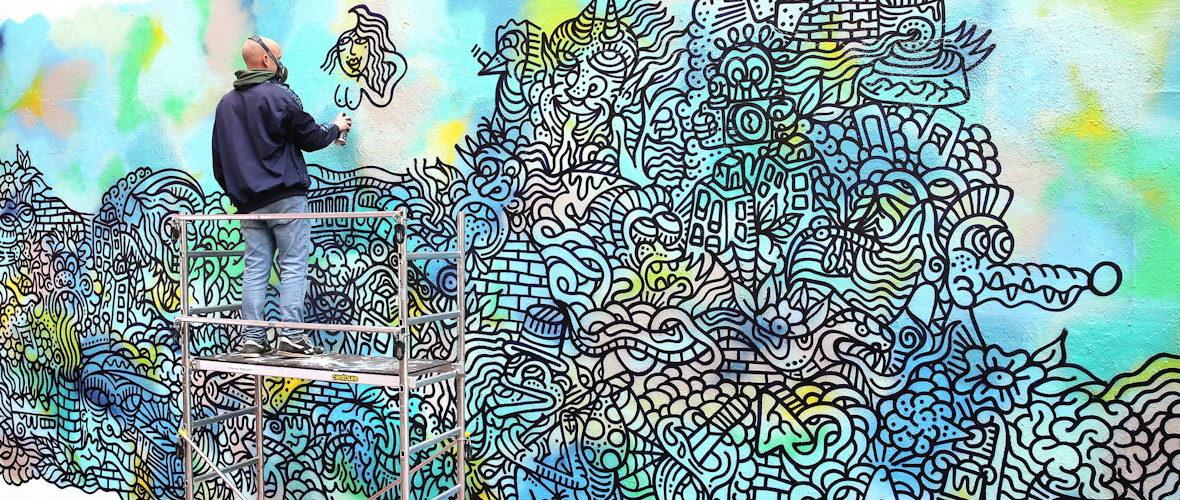 Street-art: Mulhouse est dans la place!  | M+ Mulhouse