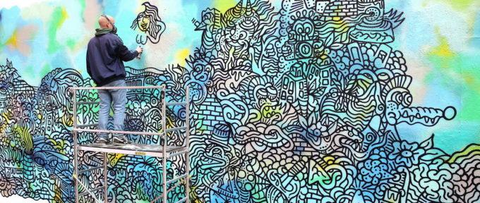Street-art: Mulhouse est dans la place!