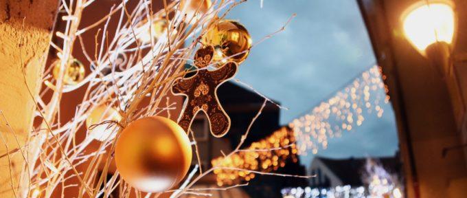 Commerces : un concours pour la plus belle vitrine de Noël