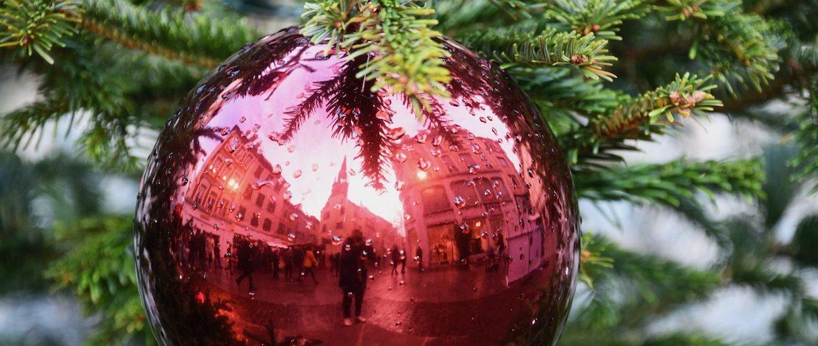 Noël à Mulhouse : la première case du calendrier s'ouvre ce mardi | M+ Mulhouse