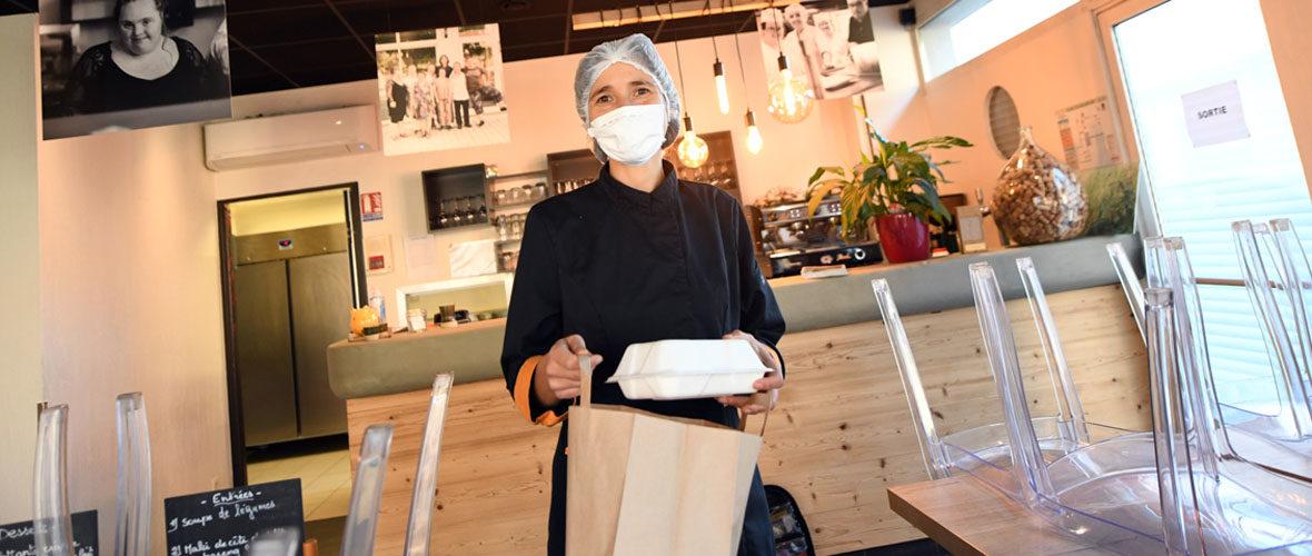 Trisomie 21: le restaurant inclusif « Un petit truc en plus » garde le cap   M+ Mulhouse