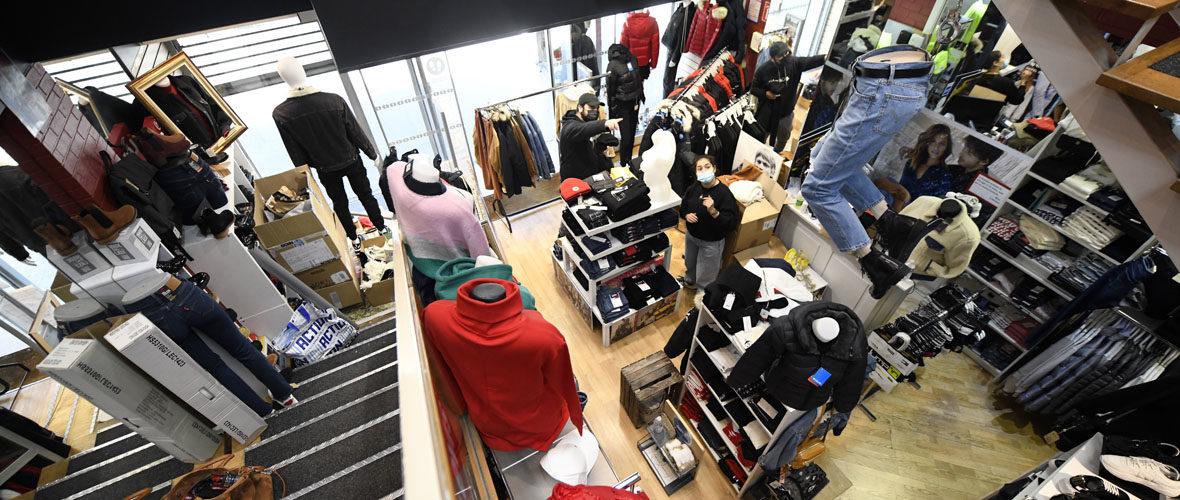 Les commerçants mulhousiens dans les starting-blocks   M+ Mulhouse