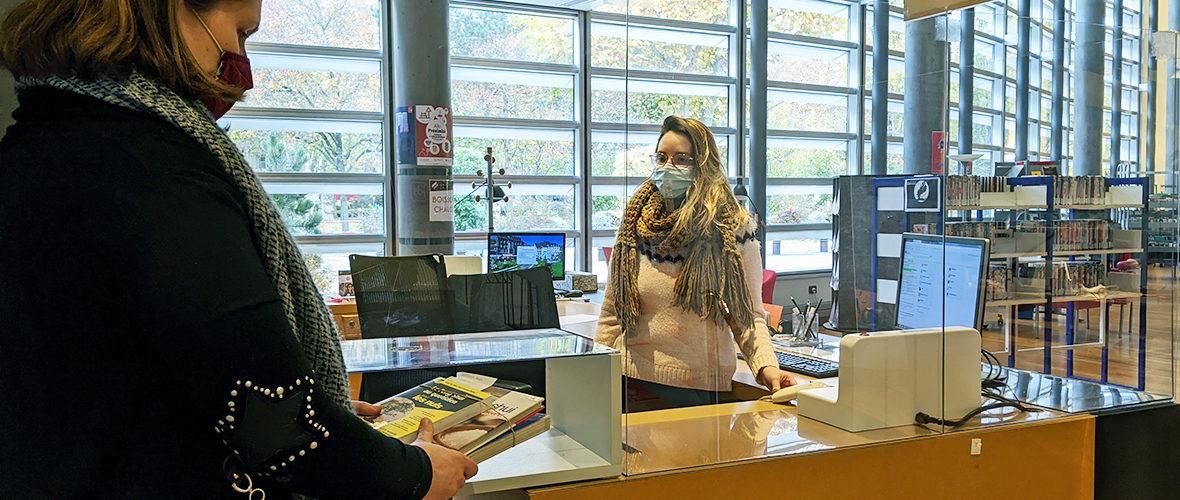 Bibliothèques : du «prêt à emporter» pendant le confinement | M+ Mulhouse