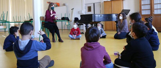 Musique dans les écoles : «C'est aussi du vivre-ensemble !»