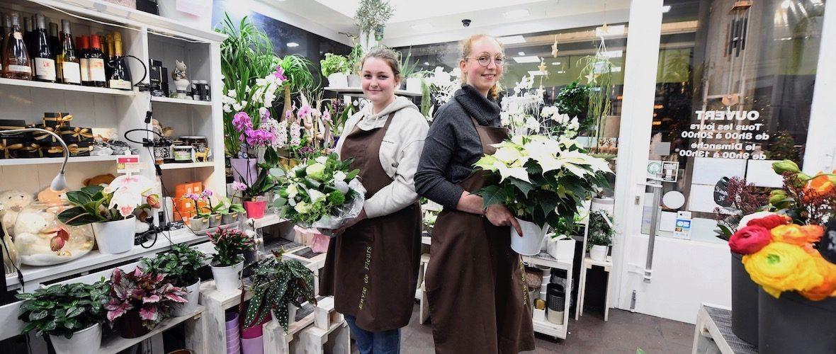 Envie de fleurs : une famille de fleuristes en or | M+ Mulhouse