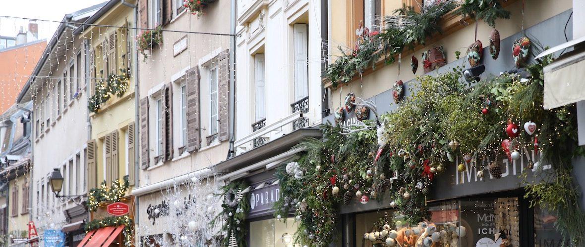 Noël à Mulhouse : un jeu-concours pour décorer son balcon ou ses fenêtres | M+ Mulhouse
