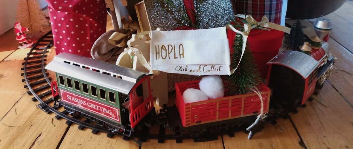 Les beaux cadeaux des entrepreneurs de la couveuse Hopla | M+ Mulhouse