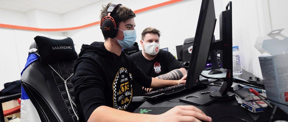 Les gamers de PHG Titan contre le cancer | M+ Mulhouse