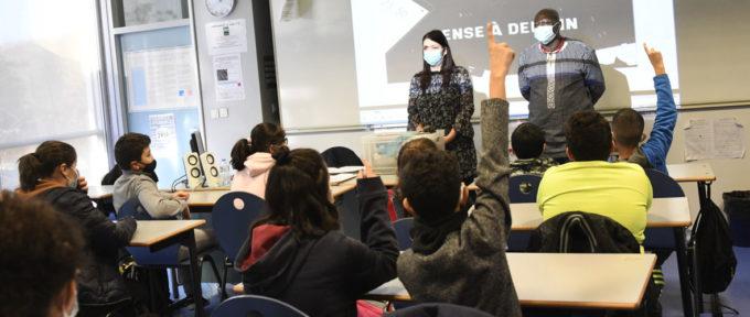 Prévention: 1 000 collégiens mulhousiens sensibilisés, sans artifice, aux dangers des pétards