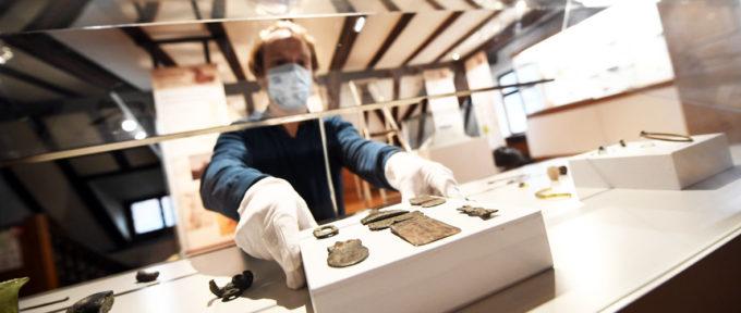 Confinement: le Musée historique n'a pas perdu son temps