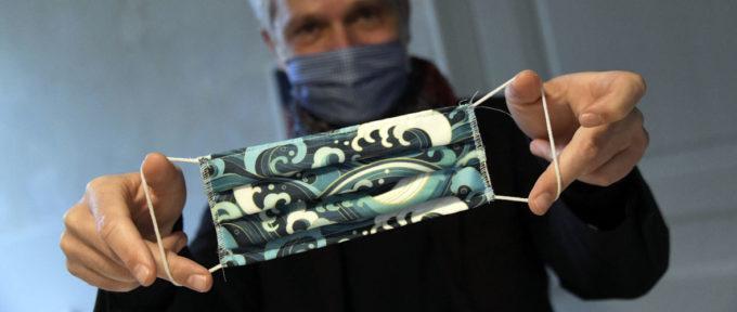 OLesMasques : un Mulhousien derrière ces masques « made in » Alsace