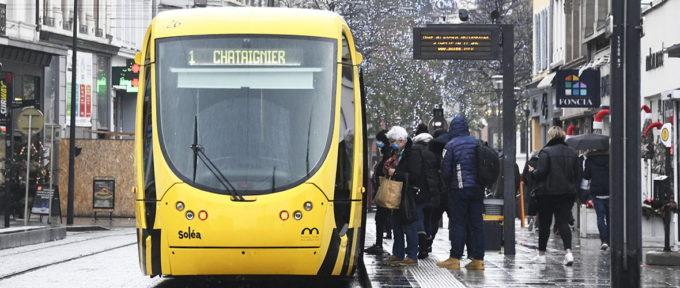 Conseil municipal: la gratuité des transports en commun pour les Mulhousiens de 65 ans et plus sur les rails