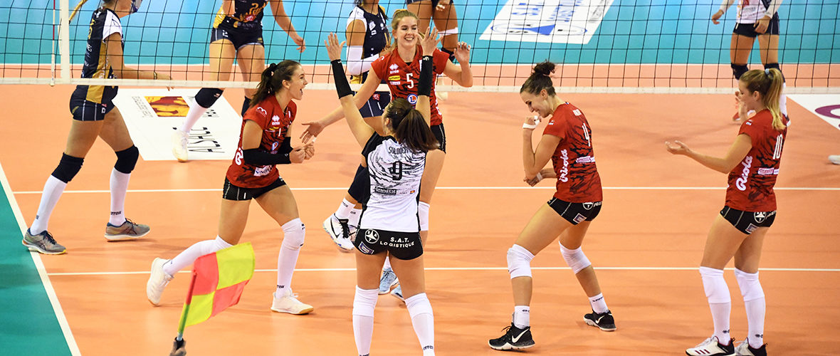 ASPTT Volley : poursuivre la bonne série en championnat malgré le contexte | M+ Mulhouse