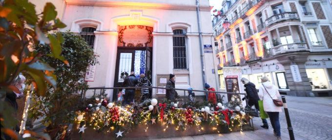Noël : deux boutiques, une ambiance